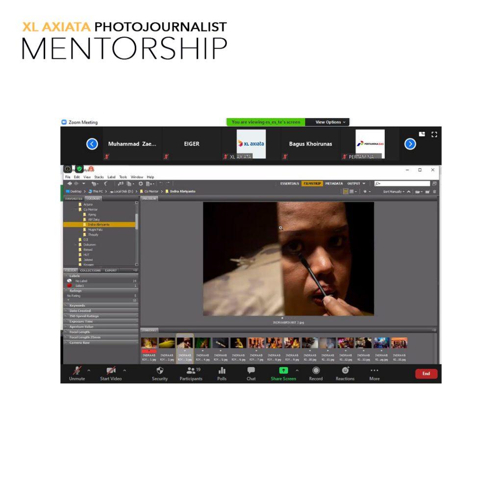 photojournalist mentorship